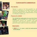 Cuentacuentos Ambientales 2