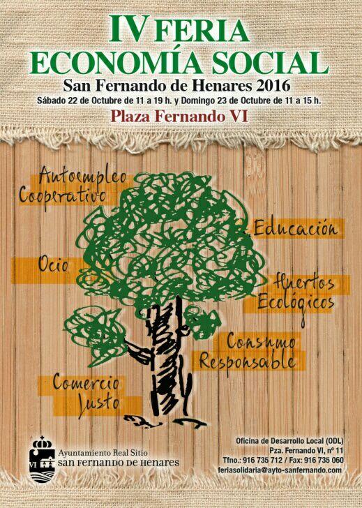 IV Feria Economia Social